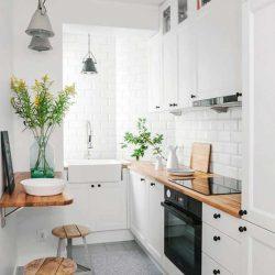 Detalls que enriqueixen una cuina petita