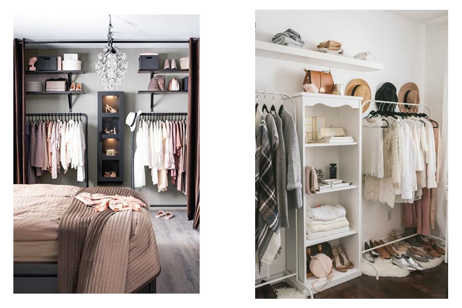fotos armari - Tendències de decoració per aquest 2019!