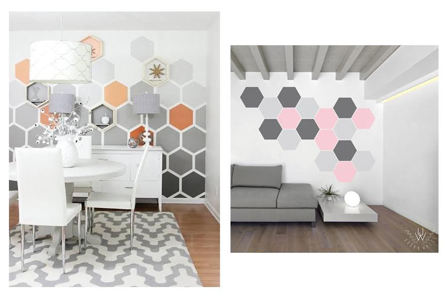 fotos geomet - Tendències de decoració per aquest 2019!
