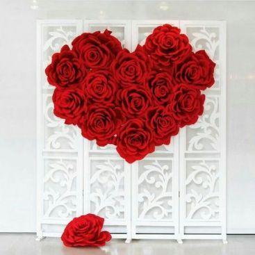 Decora la casa per Sant Valentí