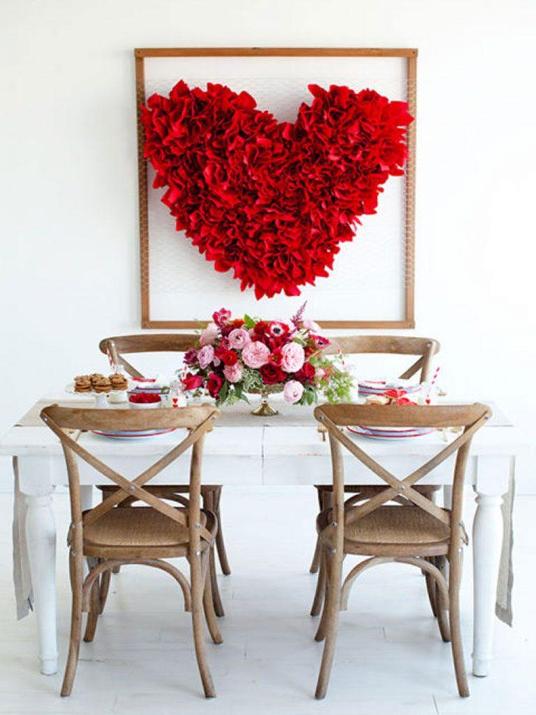 corazon en 3d 768x1024 - Decora la casa per Sant Valentí