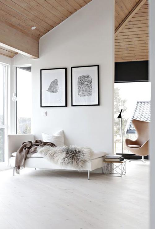 interior minimalista 1 - 8 Estils de Decoració